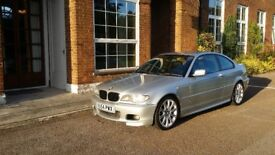 BMW 3 Series 3.0 330Ci M Sport 2dr, You will not find a higher spec.