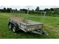 Ivor Williams Twin Axle trailer 8x5ft