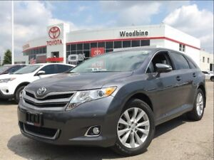 2014 Toyota Venza XLE w/ Leather, Power Moonroof