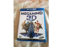 Megamind 3d bluray