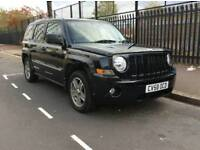 58 Jeep patriot CRD Limited