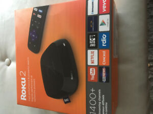 ROKU 2 streaming g box...barely used.