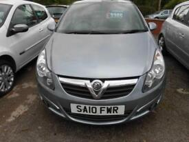 VAUXHALL CORSA 1.2 SXI PETROL MANUAL 5 DOOR IN BLUE
