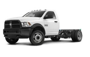 2017 RAM 5500 Chassis ST