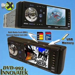 Radion d'auto - Car Radio IN-993DVD