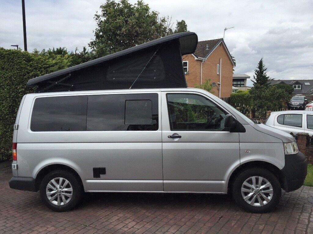 VW Transporter 19TDI T28 Full Campervan Conversion July 2017