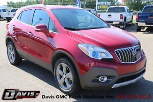 2014 Buick Encore Convenience All Wheel Drive & Back Up Camera