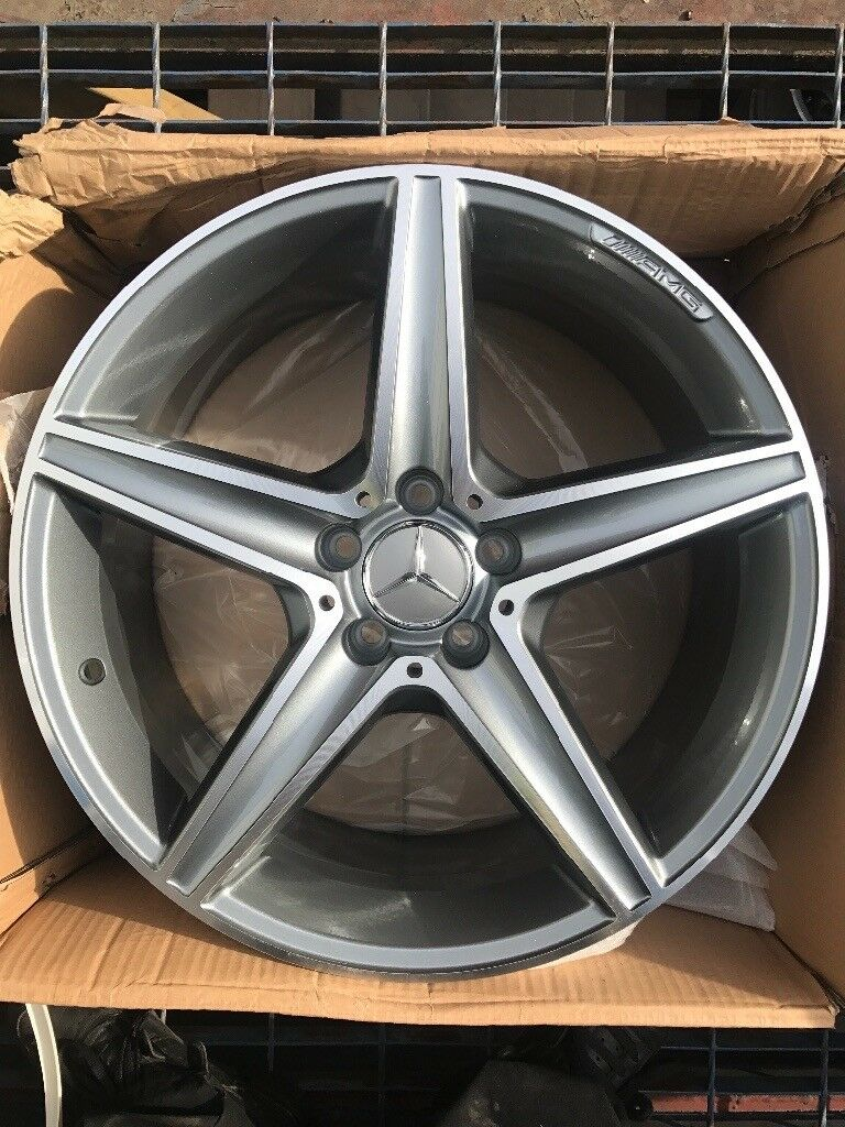 All Types amg black series wheels : BRAND NEW MERCEDES 19