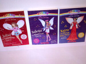 16 Popular Rainbow Fairy Books in MINT CONDITION!