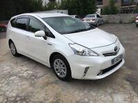 Toyota Prius+ICON CVT 1.8 VVT-i Hybrid ,5 Seater, Reg.2012,PCO