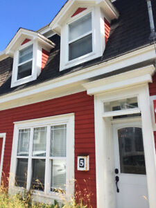 Charming downtown house for rent (St. John's)