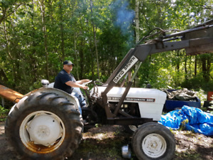 Great running David Brown tractor and fully functional!!