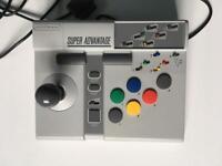 SNES Super Advantage Arcade Joystick