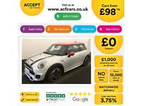 Mini Cooper JCW FROM £98 PER WEEK!