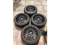 OZ RACING SUPERTURISMO GT ALLOYS