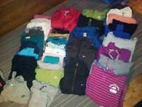 Women's clothes bundle over 80 pieces including Adidas, Nike etc