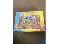 Sparkle puzzle