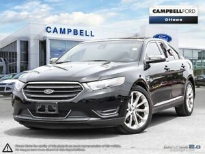 2016 Ford Taurus Limited AWD-EVERY OPTION--GREAT BUY