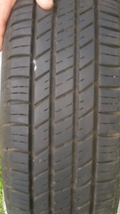 Goodyear all season 15inch