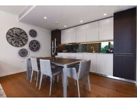 Columbia Gardens SW6. Luxurious and modern three double bedroom apartment to rent.