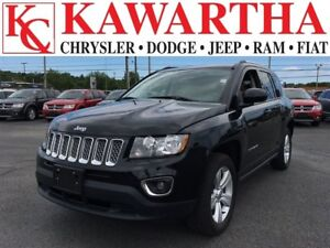 2017 Jeep Compass HIGH ALTITUDE*4X4*LEATHER*