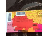 One Camp Bestival ticket