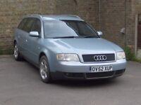 Audi A6 Avant, 1.9tdi, 6 speed manual
