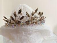 Bridal Head Dress with Veil