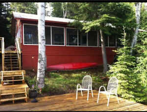 Beautiful Lake Kipawa in Laniel, cottage for rent