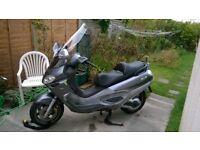 Piaggio x9 500cc - 2007.
