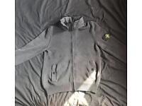 Men's Large/Medium grey stone island jacket - authentic