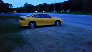 Chevy cavalier Z24 in good condition needs minor repairs