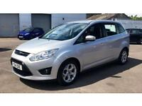 2014 Ford Grand C-MAX 1.6 TDCi Zetec 5dr Manual Diesel Estate