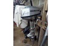 5hp honda outboard