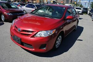 2011 Toyota Corolla CE | POWER WINDOW | AC  | CLEAN CARPROOF  |