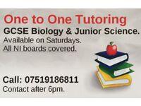 GCSE Biology Tutoring