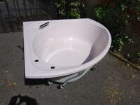 FREE Fibre glass bath, ideal fishpond. Portchester