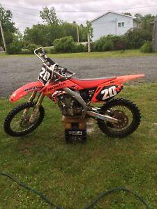 2005 crf 250r