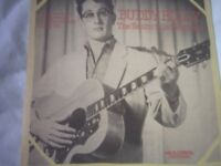 Vinyl LP Buddy Holly The Nashville Sessions MCA Coral CDLM 8038 1975