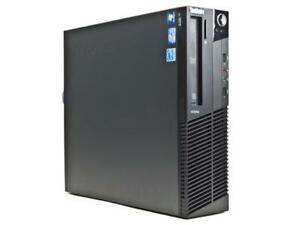 Lenovo M91P SFF- Intel i5 24000 Processor @3.1GHz, 8GB, 500GB, D