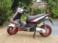 Generic XOR 50cc Moped
