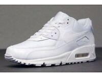 All White Airmax