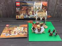 Lego boxed lord of the rings rare set