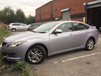 NEW SHAPE MAZDA 6 2.0 PETROL * NON RUNNER * SPARES REPAIRS * DAMAGED *
