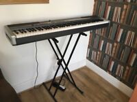 Casio Privia PX-300 with pedal, stand and stool