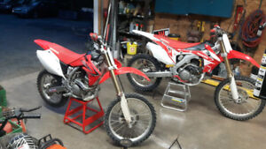 2014 crf 150 rb