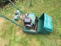 Petrol lawn mower classic 35s