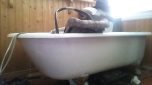 cast iron tub best offer
