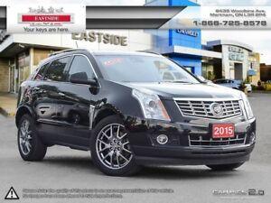2015 Cadillac SRX DRIVER AWARENESS PKG!! DRIVER ASSIST PKG