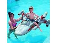 Star wars inflatable swimming pool toys